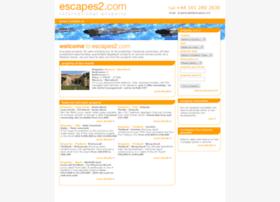 Escapes2.com thumbnail