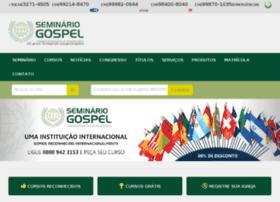 Escoladepastor.com.br thumbnail