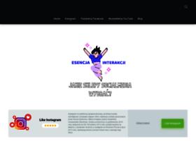 Esencjainterakcji.pl thumbnail