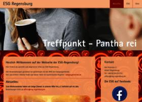 Esg-regensburg.de thumbnail