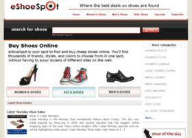 Eshoespot.com thumbnail