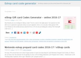 Eshopgenerator.in thumbnail