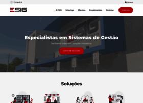 Esig.com.br thumbnail