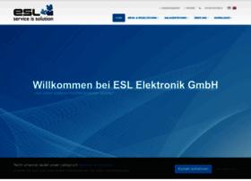 Esl-elektronik.de thumbnail