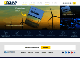 Esmap.org thumbnail