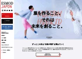 Esmodjapon.co.jp thumbnail