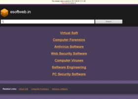 Esoftweb.in thumbnail