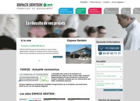 Espace-sentein.fr thumbnail