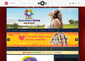 Esperancajovem.com.br thumbnail
