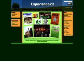 Esperanto.cz thumbnail