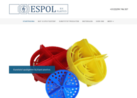 Espol-plastics.nl thumbnail