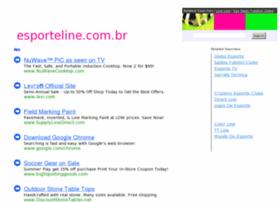 Esporteline.com.br thumbnail