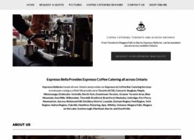 Espressobella.ca thumbnail