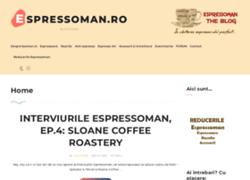 Espressoman.ro thumbnail