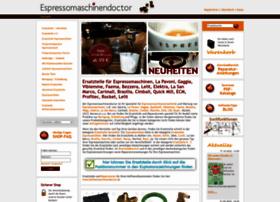 Espressomaschinendoctor.de thumbnail