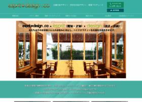 Esprit-design.jp thumbnail