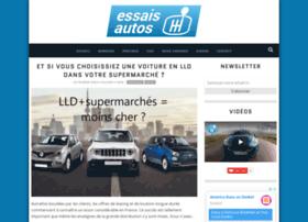 Essais-autos.com thumbnail