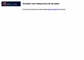 Trusty essay writing service