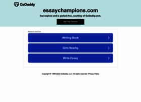 Essaychampions.com thumbnail