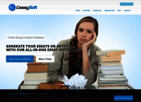 Essaysoft.net thumbnail