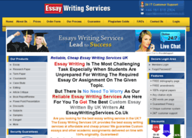 Essayservices co uk