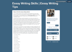 Essay writing on social services