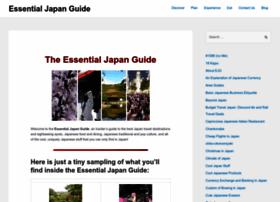Essential-japan-guide.com thumbnail