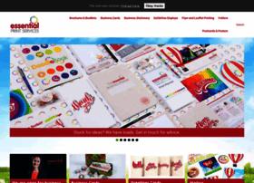 Essentialprintservices.co.uk thumbnail