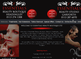 Essentialsbeautyboutique.co.uk thumbnail