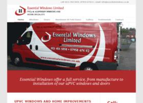 Essentialwindows.co.uk thumbnail