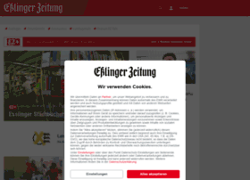 Esslingerzeitung.de thumbnail