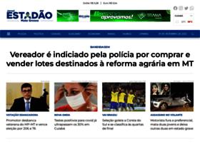 Estadaomatogrosso.com.br thumbnail