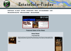 Estatesale-finder.com thumbnail