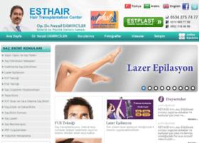 Esthair.com.tr thumbnail