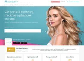 Estheticon.sk thumbnail