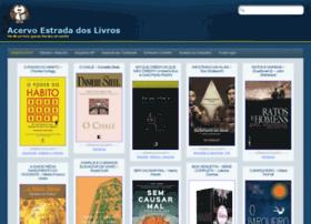Estradadoslivros.org thumbnail