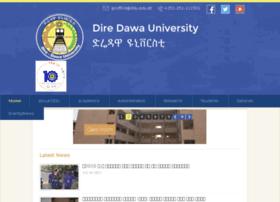 Estudent.ddu.edu.et thumbnail