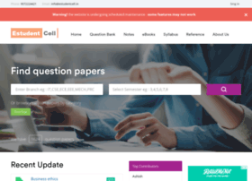 Estudentcell.in thumbnail
