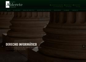Estudioalderete.com thumbnail