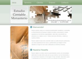 Estudiomonasterio.com.ar thumbnail