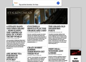 Etalkinghead.com thumbnail