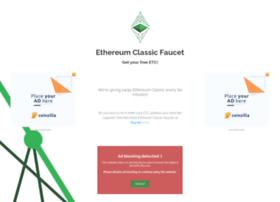 Etcfaucet.info thumbnail
