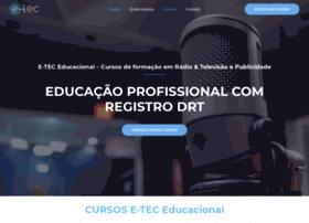 Etec-ead.com.br thumbnail