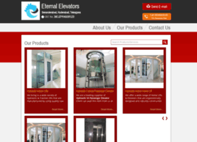 Eternalelevators.co.in thumbnail