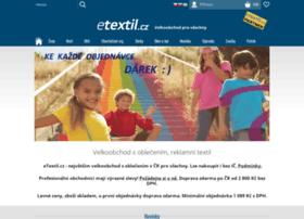 Etextil.cz thumbnail