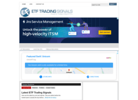 Best etf trading signals