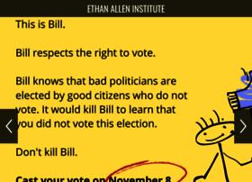 Ethanallen.org thumbnail