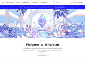 Ethereum.org thumbnail