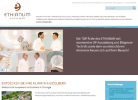 Ethianum-klinik-heidelberg.de thumbnail