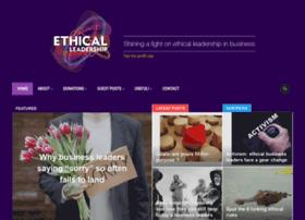 Ethical-leadership.co.uk thumbnail